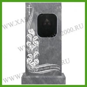 Мраморный памятник 024